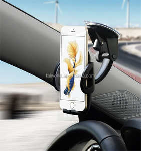 Universal Windshield 360 Degree Rotating Car Sucker Mount Bracket Holder Stand For Mobile Phone