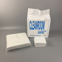 Popular White Color Non Woven Cleanroom Wiper JW0609