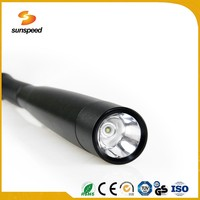 Most Powerful Aluminum Baseball Shape CREE LED Flashlight/Torch