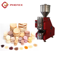 Lage calorie welzijn snack making machine/rijst cake puffend machine/rijst crackers maker van Jinan Phenix machines