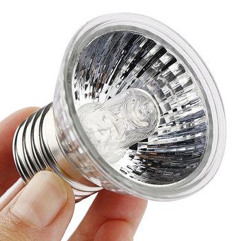 25 50 75w Uva Uvb Heat Emitter Lamp Bulb Light Heater For Pet Reptile Brooder Buy Uv Uva Uvb Full Spectrum Sun Lamp Warm Energy Saving Luminous