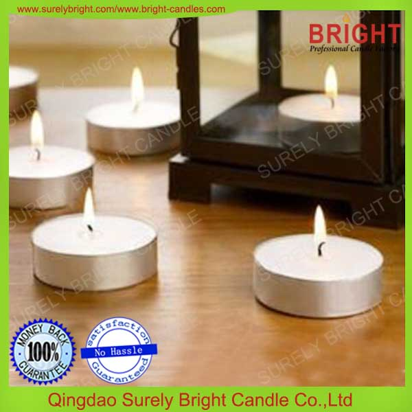 2017 Best Selling Tealight Candles 12g Burning 4 Hours