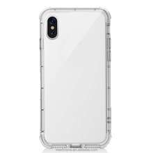 For iphone x case , factory price anti-drop soft TPU case for iphone x case clear