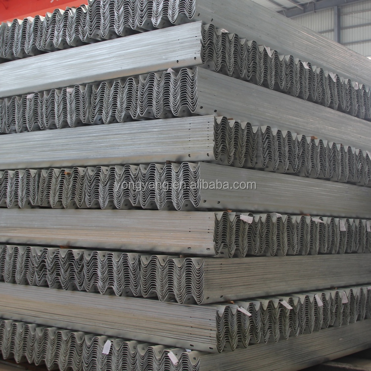 China W Beam Guardrail, China W Beam Guardrail Manufacturers and
