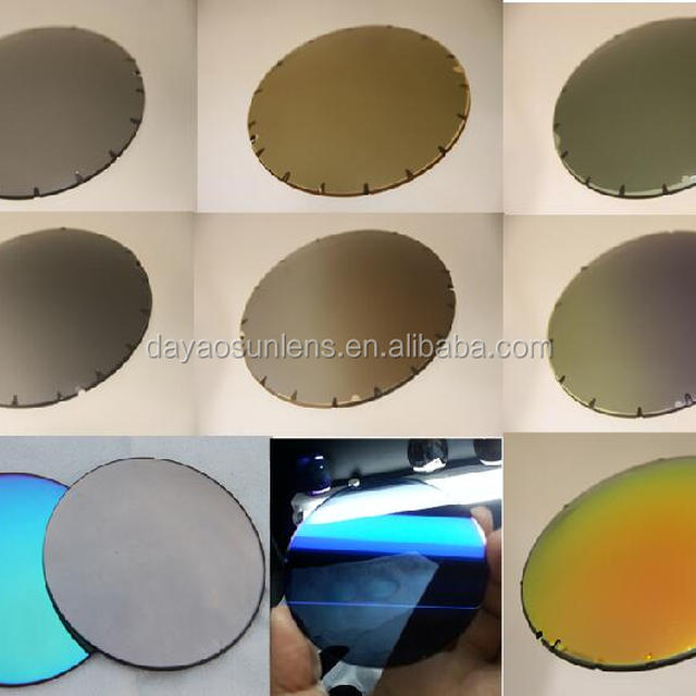 2599405794 cr39 uv400 polarized sunglasses optical lenses for eyes
