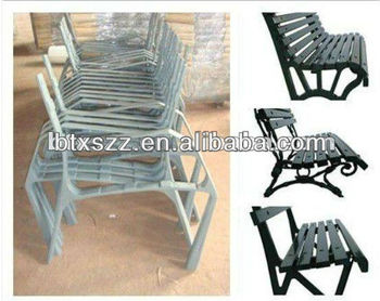 Cast iron bench legs for outdoor furniture buy wrought for Cast iron furniture legs for sale
