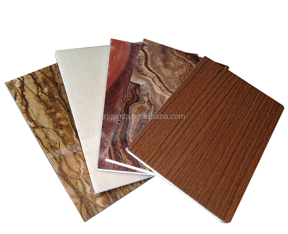 Decoratieve HPL Gelamineerd brandwerende mgo board wijd voor interieur decoratie/keukenkast/muur etc
