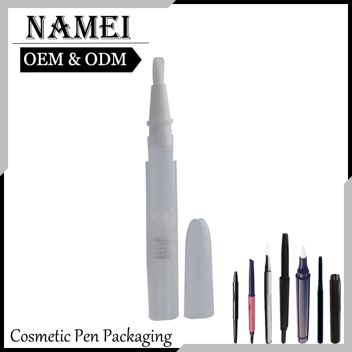 Manufacturer Directly High Quality 13-20mm empty liquid eyeliner package