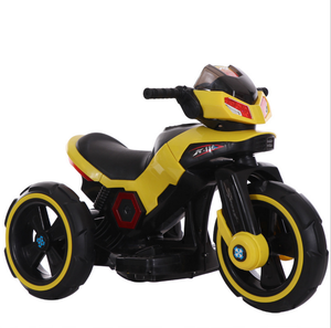 New model cool children's electric motorcycle car for boys and girls ride on toy big car