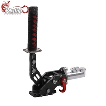 Kylin Racing Universal Car Styling Hydraulic Handbrake Racing Short Katana Sword Handle Handbrake Drift Parking