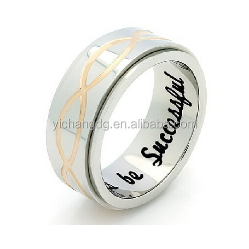 Infinity Spinner Ringpromise Ring Infinity Symbol Ring Always Be