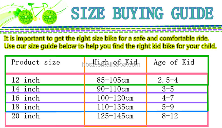 12 inch balance bike walker bicycle children bike kids bike