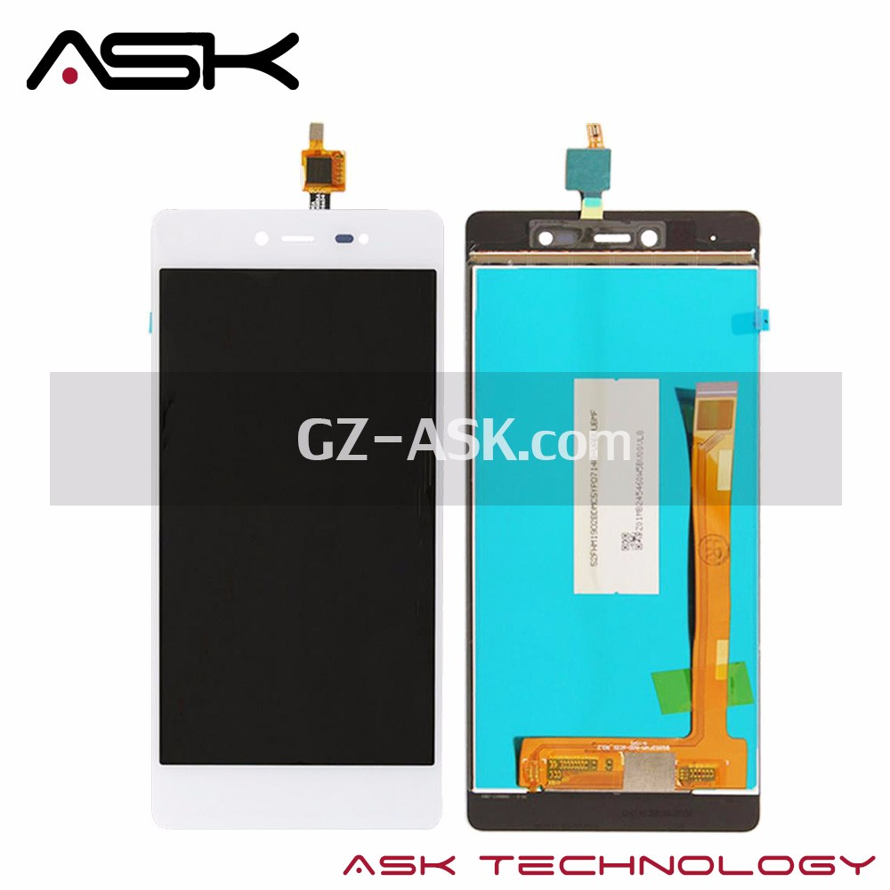 Wholesale Alibaba 5.2inch for wiko fever 4g lcd display + touch digitizer screen assembly