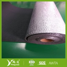 aluminum foil XPE foam building thermal insulation materials