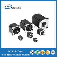 1.8 degree 2 phase hybrid stepping motor, 120kg.cm stepper motor