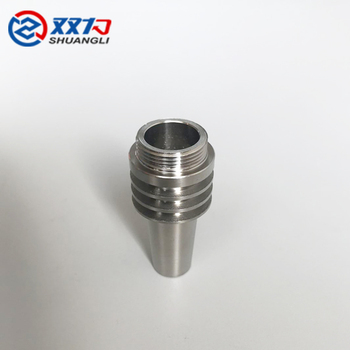 custom titanium metal machined parts