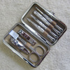 7pcs Travel Personal Grooming Kit Manicure Set