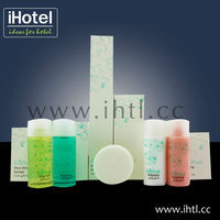Eco Friendly Hotel Amenities/Hotel Supplies/Hotel Amenities Set