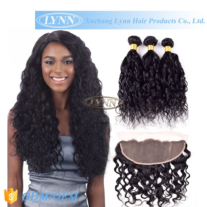 Fast shipping natural wave hair pieces for black women
