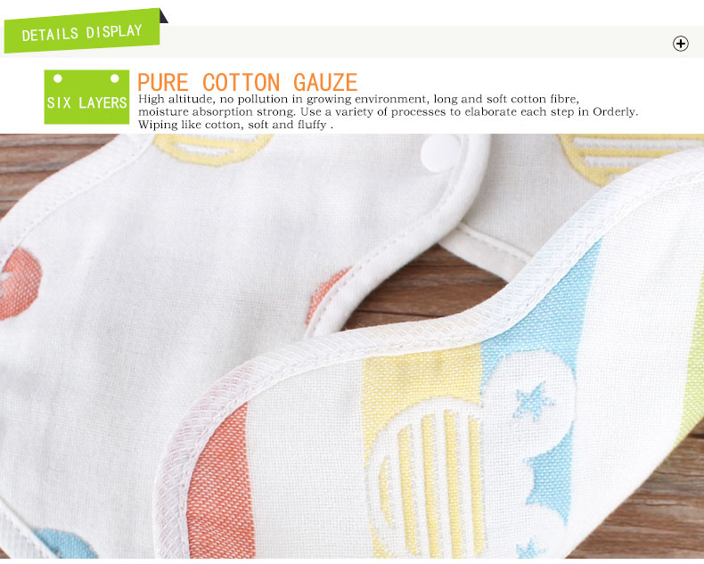 Baby Bandana Drool Bibs, Unisex 4-Pack Gift Set for Drooling and Teething, 100% Organic Cotton, Soft and Absorbent