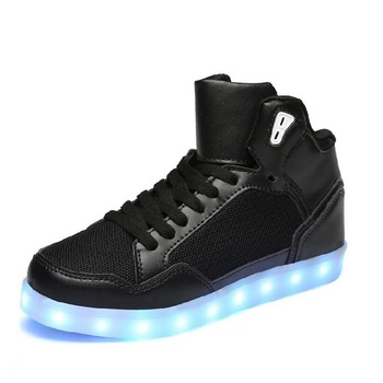 High Top New Fashion Led Shoe Popular Shoes Cool Basketball Shoes