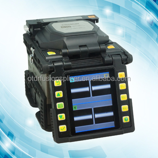 COMWAY C10 fusion splicer kit optical fusion splicer for COMWAY