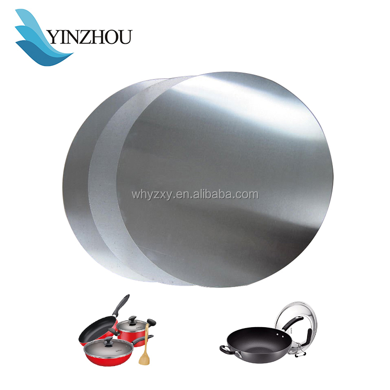 Excellent quality and reasonable price aluminum circles/wafers 1000series