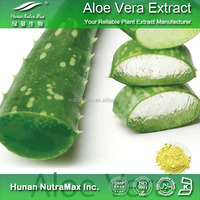 Cosmetics Ingredients Natural Aloe Vera Extract Powder Aloin Barbalion 98%