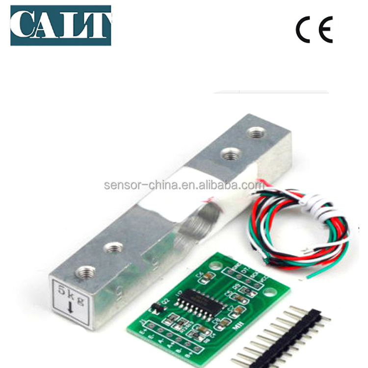 CALT Load cell 4 wire 1kg with hx711 module
