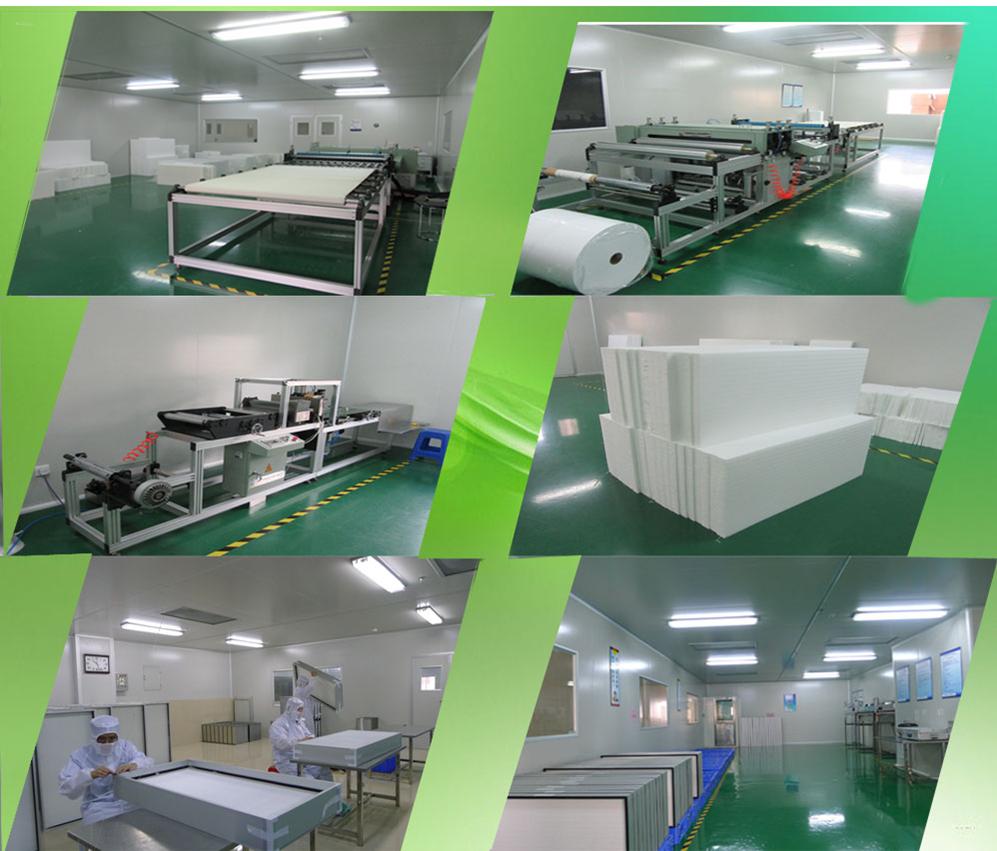 Air Handling System : Precise instrument air handling systems high efficiency