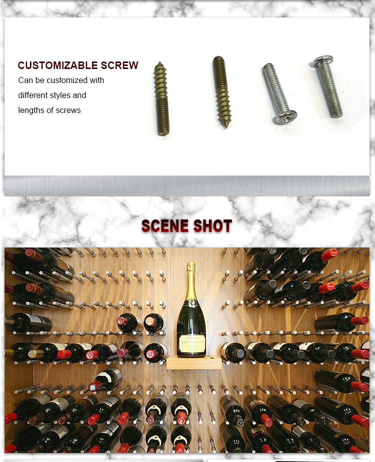 Hot sale custom colors aluminum 1 bottle wine pegs