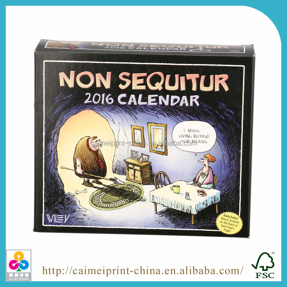 Chinese Tear Off Daily Calendar Printing - Buy Chinese Calendar ...