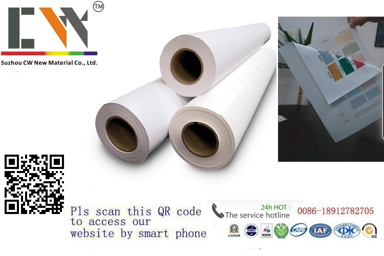 Different sizes General Sublimation Paper Rolls made in China