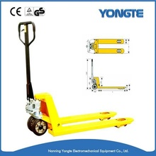 Polyester Wire Plastic hydraulic pump Hand Pallet Truck