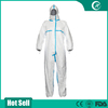 Microporous Reflective Safety Disposable Coverall Suit from Factory Directly