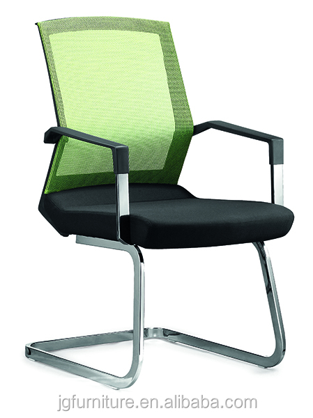 cheap price fabric seat mesh chair for meeting room buy visitor