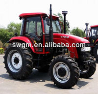 Uganda hot sale 40HP-180HP China Agriculture Tractor