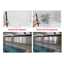 Sound Proof Window Film Switchable