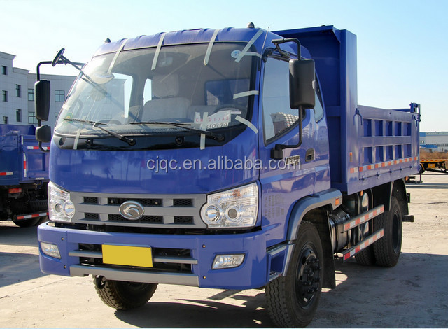 forland good quality dump truck for ethiopia