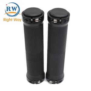 Wholesale Eco-friendly Soft Rubber Material Bike Handle Cover Bicycle Grips
