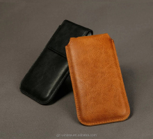 Genuine leather phone case for 4.7inches and 5.5 inches