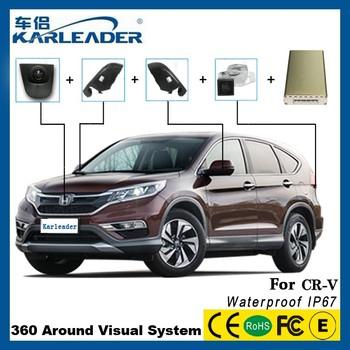 2016 New Car Dvr For Honda,Hd Vision 360 Avm For Honda Crv,4 ...