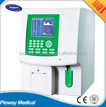 Pioway Auto Haematology Analyzer Hy-3200 Of 19 Parameters + 3 Histograms  With Free Startup Reagent - Buy Haematology Analyzer,Auto Haematology