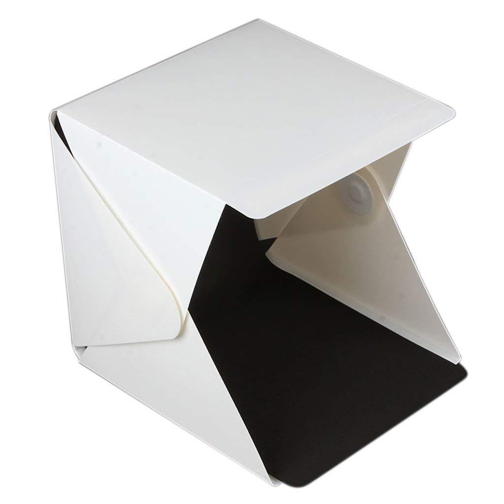 Backdrop white Green Red Black Portable Photo Studio 9 Mini Folding Table Top Led Light Box Photography Lighting Tent W/ 4pcs