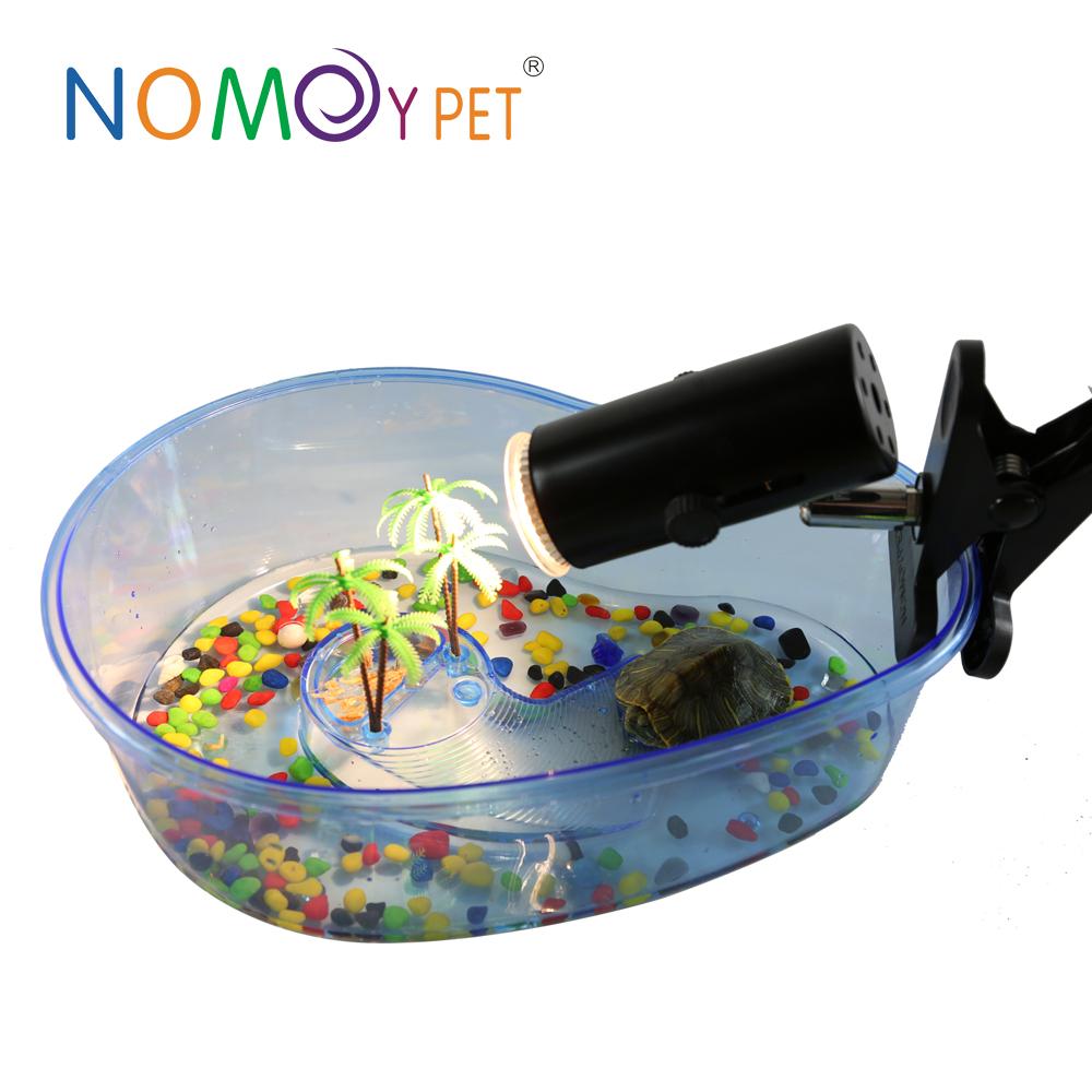 Novo tanque de pl stico grande cilindro tartaruga aqu rio for Large plastic fish bowl