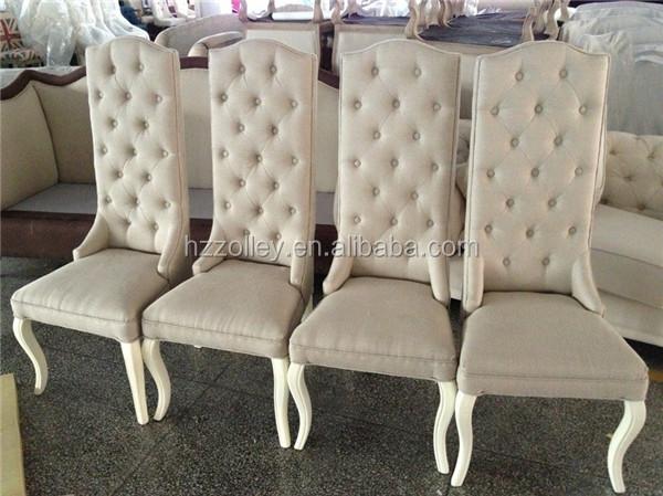 D epoca francese mobili soggiorno sedie schienale alto sedia