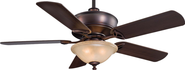 "Minka-Aire F620-DBB, Bolo, 52"" Ceiling Fan, Dark Brushed Bronze"