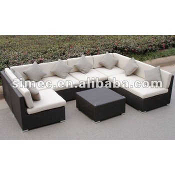 Magnificent Factory Hot Sale Poly Rattan Garden Furniture Outdoor Ratan Sofa Patio Sunbed Scsf 126 Buy Garden Furniture Rattan Garden Furniture Modern Rattan Interior Design Ideas Clesiryabchikinfo