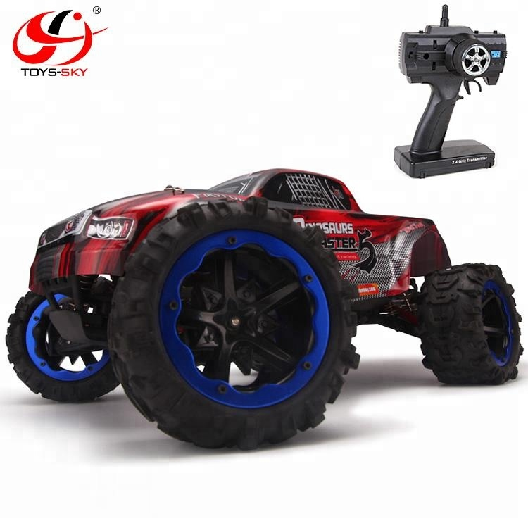 1 8 Scale 4wd 2 4ghz Rc Off Road Brushless Monster Truck Dinosaurs Master Electric Racing Car 45mph Buy Racing Car Electric Racing Car 1 8 Scale Brushless Truck Product On Alibaba Com