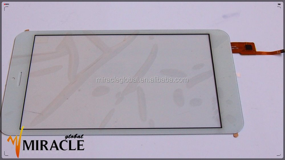 8 inch touch panel glass XCL-S80011A-FPC1.0 touch screen digitizer